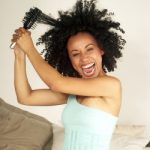 Ladies: 4 Tips On How To Straighten A Detangled Natural Hair Without Tears