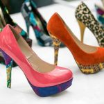 Funky Fresh Afro Print Shoes