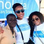 Joselyn storms Nima market with her 'Xcholera Campaign'