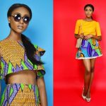 Ghanaian Fashion label DPiper Twins presents its Chic Spring/Summer 2014 Collection