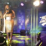 Peace Hyde's Stylish Moment: Check her out in Anutua Designs