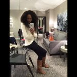 Umm is she alright? Yvonne Nelson looks very SKINNY in new photos …