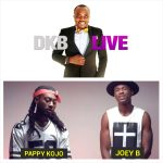 #DKBLive Comedy Show Storms Legon With Joey B and Papy Kojo