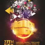 Sarkodie, Pappykojo, Joey B, Yemi Alade and more for Ghana Rocks, December 27