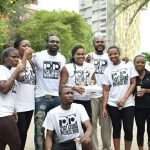 "PHOTOS: ""My Health My Wealth"", Former Black Stars captain John Mensah Joins 2131CLUBS on a Health Walk"