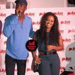 JOEY B Sings Happy Birthday To Jackie Appiah (Video)