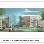 9 Photos Of How The $217 Million University Of Ghana Teaching Hospital Will Look Like