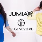 Genevieve Nnaji looks stunning in new Fashion TVC For St Genevieve Clothing Line on Jumia