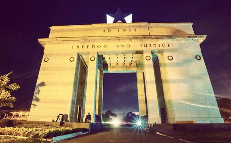 The Independence Arch