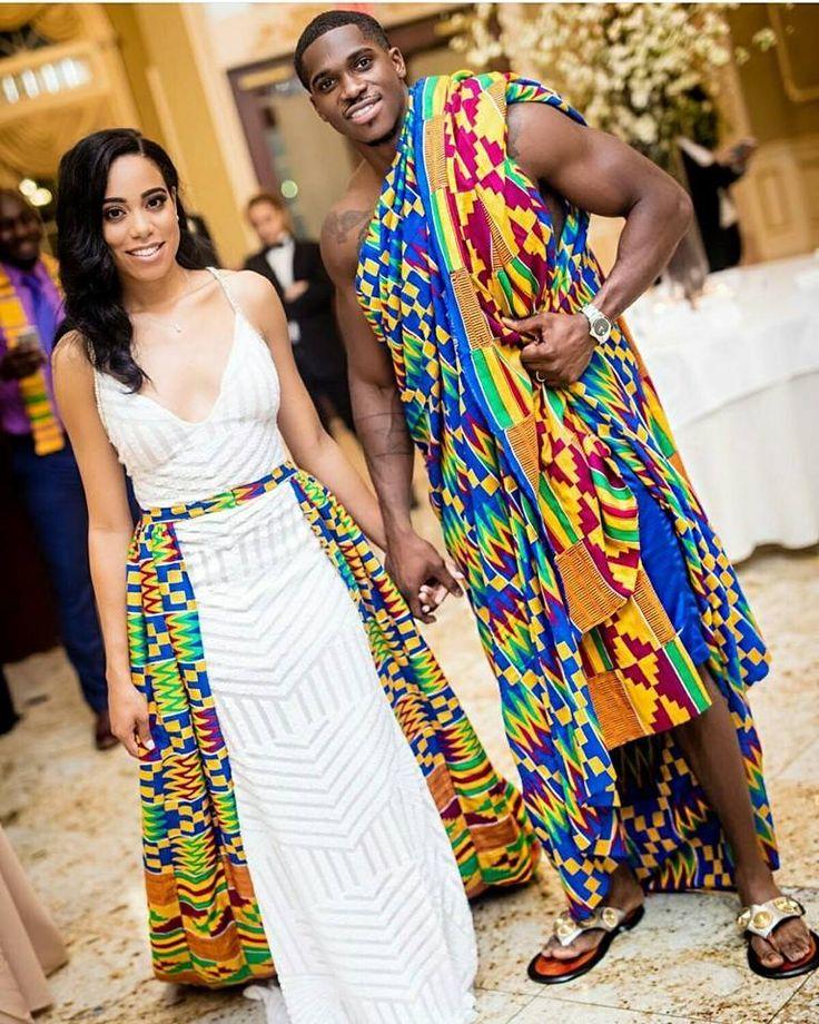 The Ashanti Tribe Of Ghana A Look At Their Weddings