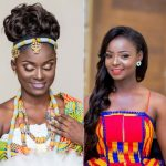 Ghanaian ladies In Their Traditional Wedding Outfit – Be inspired